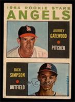 Aubrey Gatewood, Dick Simpson [EX]