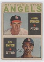 Aubrey Gatewood, Dick Simpson [Good to VG‑EX]
