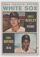 Fritz Ackley, Don Buford [GoodtoVG‑EX]