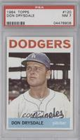 Don Drysdale [PSA 7]