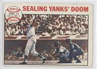World Series Game 4 (Sealing Yanks' Doom)