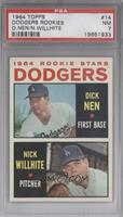Dick Nen, Nick Willhite [PSA 7]