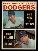Dick Nen, Nick Willhite [NM]