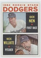 Dick Nen, Nick Willhite