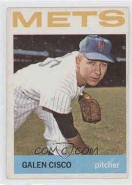 1964 Topps #202 - Galen Cisco [GoodtoVG‑EX]