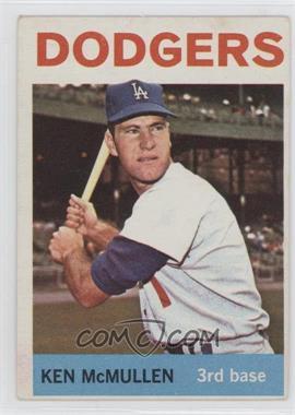 1964 Topps #214 - Ken McMullen