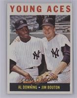 Young Aces (Al Downing, Jim Bouton) [Excellent‑Mint]