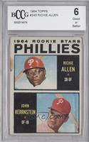 Dick Allen, John Herrnstein [ENCASED]
