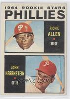 Dick Allen, John Herrnstein