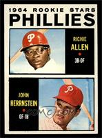 Dick Allen, John Herrnstein [NM]