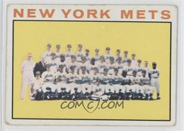 1964 Topps #27 - New York Mets Team
