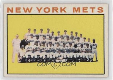 1964 Topps #27 - New York Mets Team