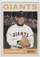 Juan Marichal [Good to VG‑EX]