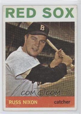 1964 Topps #329 - Russ Nixon