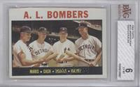 A.L. Bombers (Roger Maris, Norm Cash, Mickey Mantle, Al Kaline) [BVG 6]
