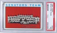 Washington Senators Team [PSA7]