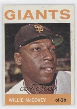 1964 Topps #350 - Willie McCovey [Good to VG‑EX]