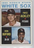 Fritz Ackley, Don Buford [Good to VG‑EX]