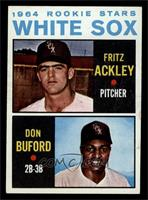 Fritz Ackley, Don Buford [EX MT]