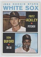 Fritz Ackley, Don Buford