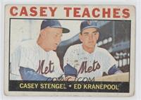 Casey Teaches (Casey Stengel, Ed Kranepool) [Good to VG‑EX]