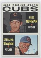 Fred Norman, Sterling Slaughter [Good to VG‑EX]