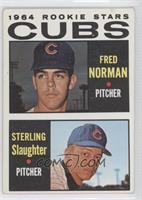 Fred Norman, Sterling Slaughter [GoodtoVG‑EX]