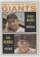 Jesus Alou, Ron Herbel [Poor]
