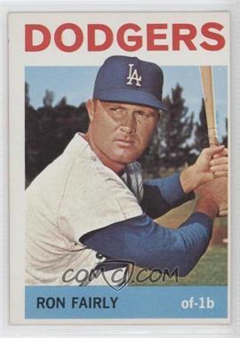 1964 Topps #490 - Ron Fairly