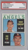 Bobby Knoop, Bob Lee [PSA7]
