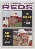 Jim Dickson, Bobby Klaus
