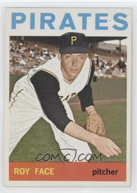 1964 Topps #539 - Roy Face