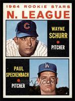 Wayne Schurr, Paul Speckenbach [EXMT]