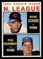 Wayne Schurr, Paul Speckenbach [EX]