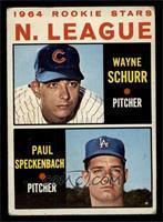 Wayne Schurr, Paul Speckenbach [VG]