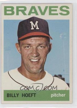 1964 Topps #551 - Billy Hoeft