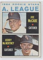 Rookie Stars A. League (Joe McCabe, Jerry McNertney)