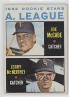 Rookie Stars A. League (Joe McCabe, Jerry McNertney) [GoodtoVG&#820…