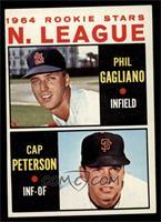 Phil Gagliano, Cap Peterson [EX]