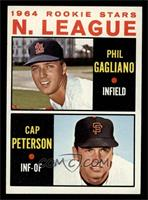 Phil Gagliano, Cap Peterson [EX MT]