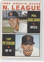 Phil Gagliano, Cap Peterson