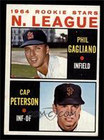 Phil Gagliano, Cap Peterson [EXMT]