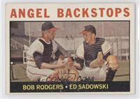 Ed Sadowski, Bob Robertson