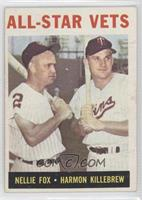 Nellie Fox, Harmon Killebrew