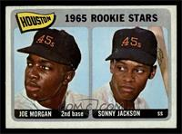 Joe Morgan, Sonny Jackson [VG EX]