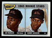Joe Morgan, Sonny Jackson [EX]