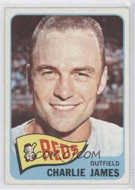 1965 Topps - [Base] #141 - Charlie James
