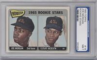 Houston Rookie Stars (Joe Morgan, Sonny Jackson) [ENCASED]