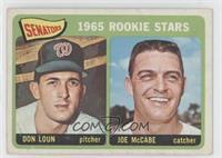 Don Loun, Joe McCabe [GoodtoVG‑EX]