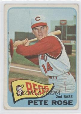 1965 Topps - [Base] #207 - Pete Rose